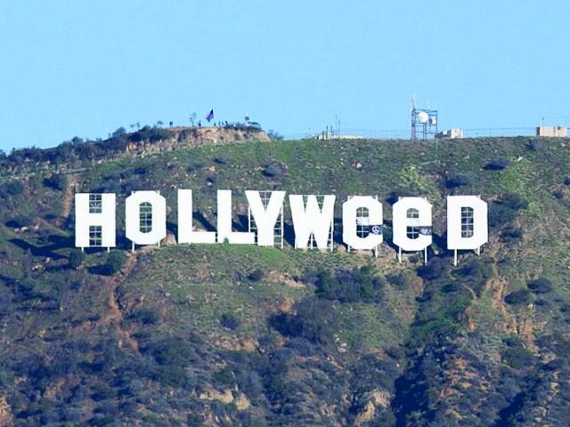 O letreiro de Hollywood, após a alteração || Créditos: Getty Images