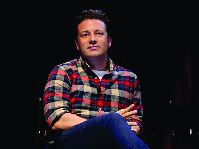 Jamie Oliver || Créditos: Getty Images