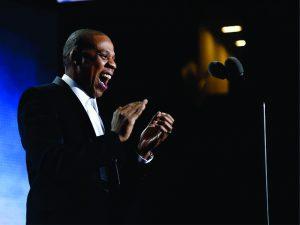 Jay-Z vende 33% do Tidal para a gigante americana Sprint por US$ 200 mi