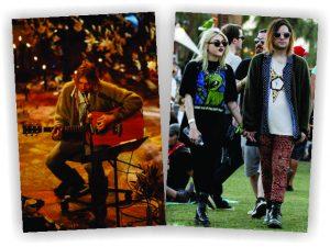 Filha de Kurt Cobain briga na justiça com ex por lendário violão do pai
