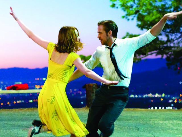 """Emma Stone e Ryan Gosling dançam em cena de """"La La Land: Cantando Estações"""""""