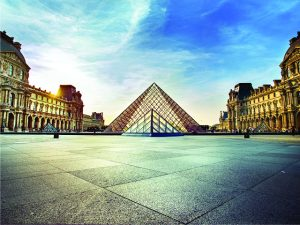 Louvre recebeu 15% menos visitantes e terminou 2016 no vermelho