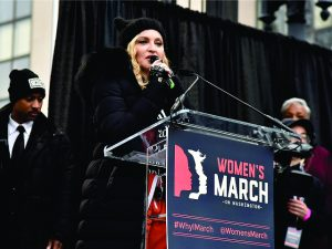 """Fala de Madonna sobre """"explodir a Casa Branca"""" será investigada"""
