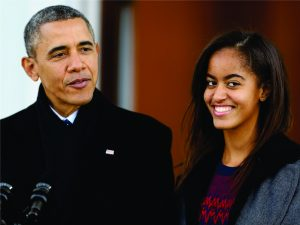 Batente: Malia Obama vai estagiar em produtora de Hollywood