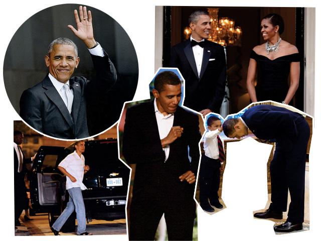 Obama: os melhores momentos do futuro ex-presidente dos EUA || Créditos: Getty Images