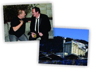 Quentin Tarantino à beira de um novo projeto? Pode apostar que sim!