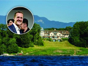 Tabloides britânicos oferecem até R$ 4 milhões por foto de Michael Schumacher