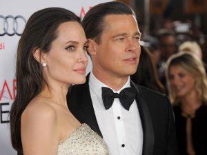 O ano começa mais fácil entre Angelina Jolie e Brad Pitt? Não, não…