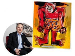 6412fe2d6e495 Ex-diretor da Christie s vendeu obra de arte pelo Instagram… por US  24