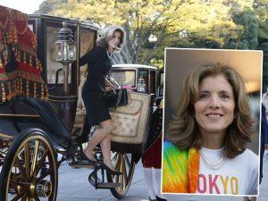 Caroline Kennedy, filha de JFK, deixa o posto de embaixadora dos EUA no Japão