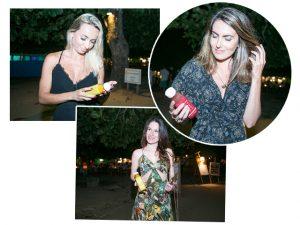 Green People invade Trancoso com seus sucos detox e glamurettes aprovam!