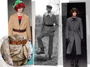 Semana de moda de Milão aposta na cintura marcada para homens