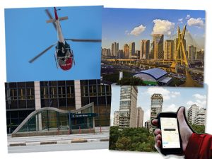 São Paulo 463 anos: capital dos helicópteros e promessa para o futuro