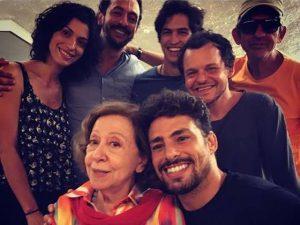"""Cláudio Assis se prepara para filmar """"Piedade"""" com Fernanda Montenegro"""