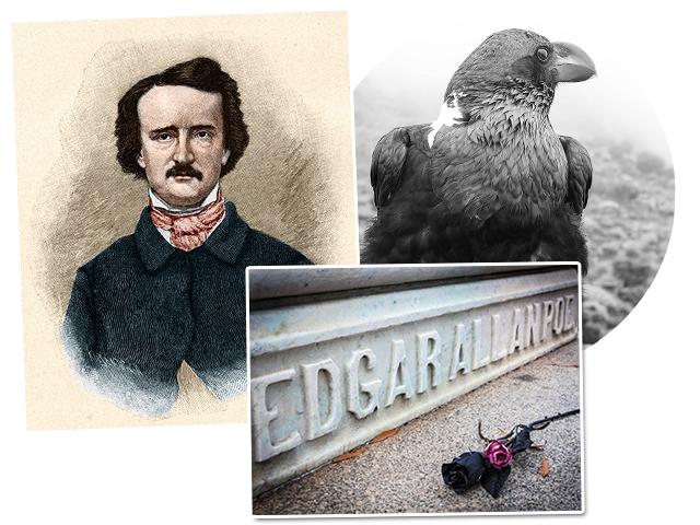 Edgar Allan Poe: mais de dois séculos de sucesso