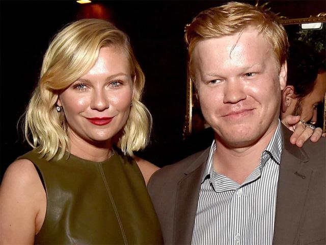 Kirsten Dunst e Jesse Plemons: noivos! || Créditos: Getty Images