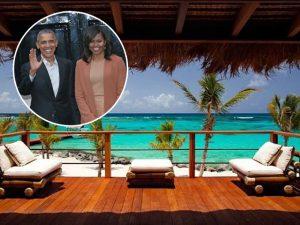 Barack Obama vai curtir as férias em casa alugada nas Ilhas Virgens Britânicas