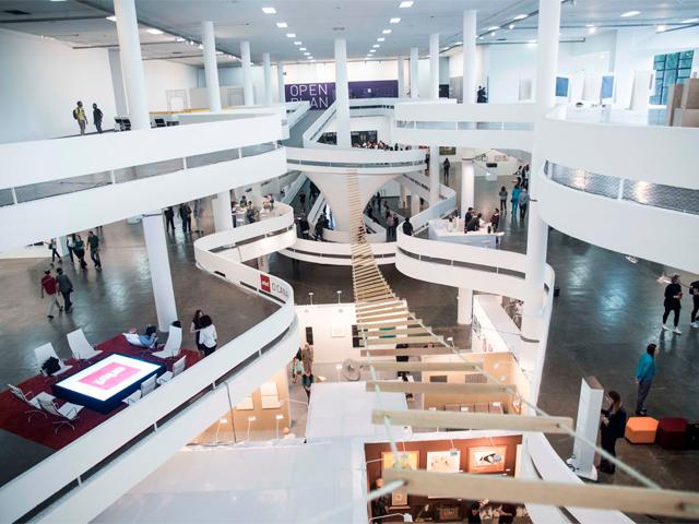 SP-Arte contará com galerias estrangeiras de peso e uma série de ações pela cidade em abril    Créditos: Divulgação