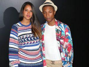 Pharrell Williams e sua mulher dão à luz… trigêmeos! Vem saber mais