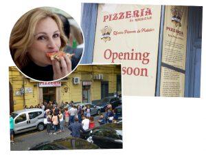 """Pizzaria italiana que apareceu em """"Comer, Rezar, Amar"""" terá filial em Londres"""