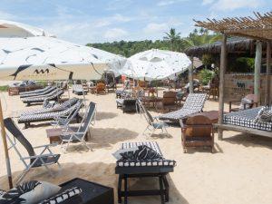 Misto de hospedaria e bar de praia, Casa Clube Trancoso é novo hotspot