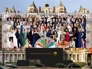 Autor de capa icônica dos Beatles cria megainstalação para hotel em Londres