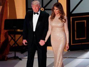 Melania veste estilistas de ascendência latina e libanesa no início da era Trump