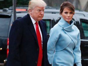 Look de Melania Trump para missa pré-posse lembra estilo de Jackie Kennedy
