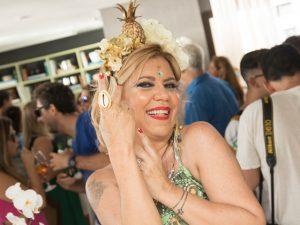 """""""Com a maternidade, Pitty ganhou áurea mais doce"""", diz Astrid Fontenelle"""