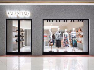 A marca italiana Valentino chega ao Iguatemi São Paulo