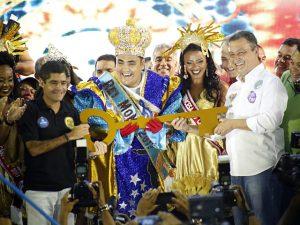 """ACM Neto na abertura do Carnaval de Salvador: """"Será o maior de todos os tempos"""""""