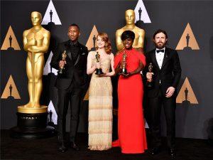 Discursos políticos deram lugar a gafe histórica no primeiro Oscar pós-Trump