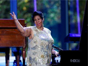 Com quase 6 décadas de carreira, Aretha Franklin anuncia aposentadoria