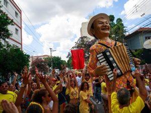 Casa de forró agita pré Carnaval com o bloco A Ema Gemeu de Canto a Canto