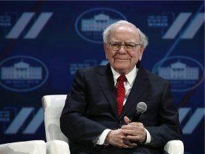 Warren Buffett gastou mais de US$ 12 bi na bolsa desde a eleição de Trump