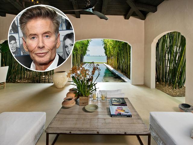 Calvin Klein e a propriedade de Miami || Créditos: Getty Images/Divulgação
