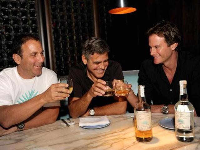 Michael, George e Rande || Créditos: Casamigos/Reprodução