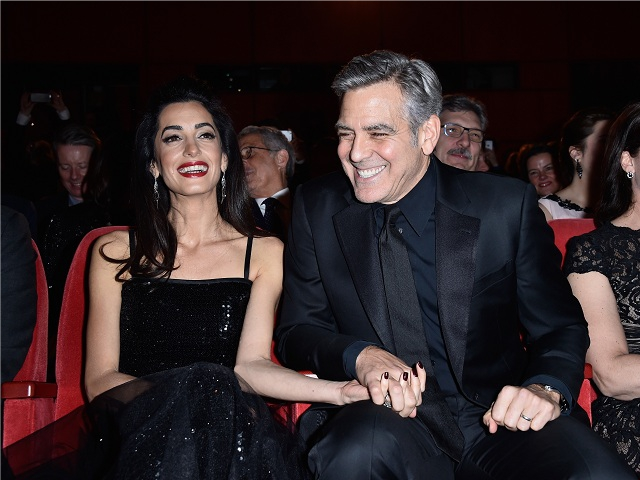 Amal e George Clooney || Créditos: Getty Images