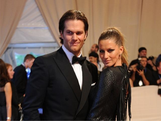 Tom e Gisele na edição de 2010 do evento