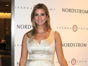 Após protestos, Nordstrom encerra parceria de anos com Ivanka Trump