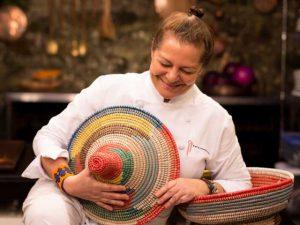Culinária marroquina? Aqui, segredos da cozinha de Katia Hannequim