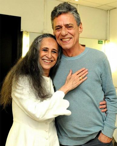 Maria Bethania e Chico Buarque || Créditos: Divulgação