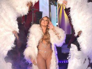Depois de fiasco no Ano Novo, Mariah Carey volta à TV com cutucada no ex