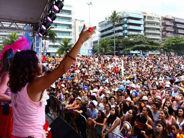 Bloco Mulheres de Chico    Créditos: Divulgação