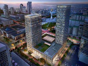 Astana, capital do Cazaquistão, é o lugar a ser descoberto em 2017