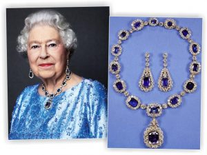 Elizabeth II celebra Jubileu de Safira exibindo joias de mais de R$ 19 milhões