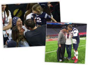 Após fazer história no Super Bowl, Tom Brady dedica o feito à mãe doente