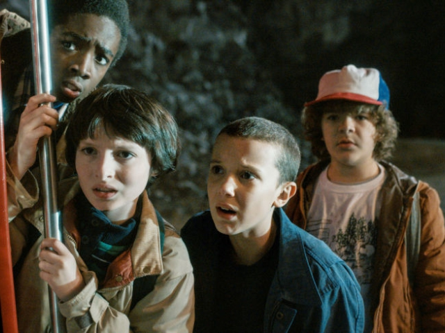 O elenco principal de 'Stranger Things' || Créditos: Divulgação/Netflix