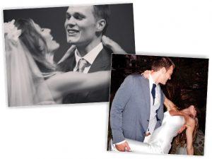 Gisele e Tom completam 8 anos de casados e trocam declarações no Insta