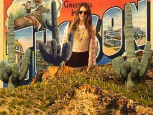 Arizona é destino da vez e anda atraindo glamurettes em peso